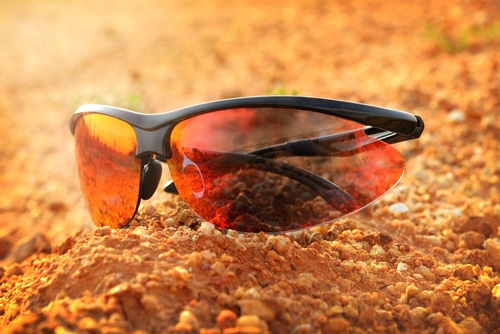Certain Sunglass Lens Tints Can Take Your Sports